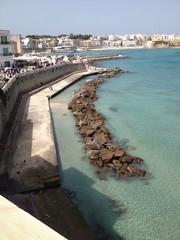Otranto, lungomare