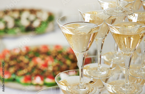 catering event background