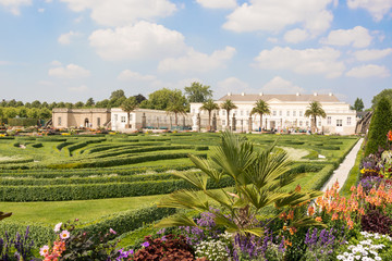 Great Gardens, Herrenhausen, Hannover, Lower Saxony, Germany
