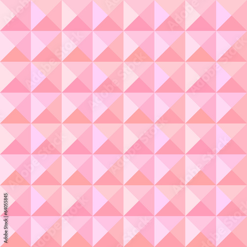Multicolor triangle pattern14