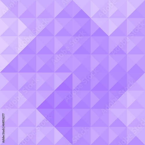 Violet triangle pattern3