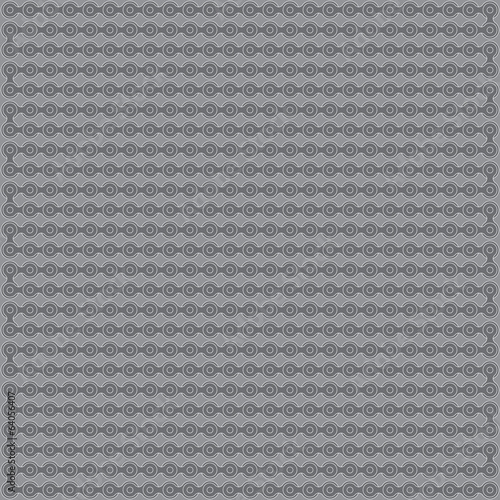 Abstract monochrome geometric background.