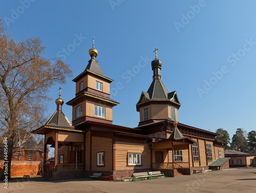 Peter and Paul church (1903). Malakhovka, Russia