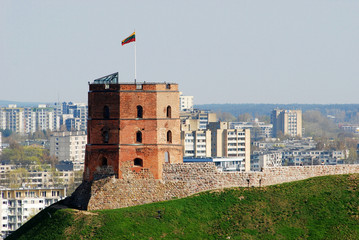 Tower of Gediminas - Symbol of Vilnius