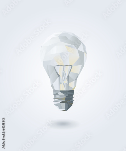 Light bulb regular