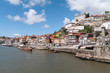 canvas print picture - Porto harbor