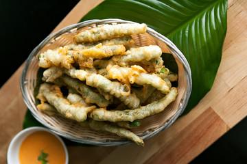 Fried Tempura Asparagus
