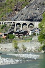 Borgo - Frazione di Montjovet (Ao)