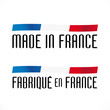 Made in France - Fabriqué en France