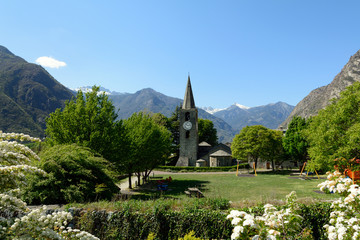 Chiesa di San Martino - Arnad - Valle d'Aosta