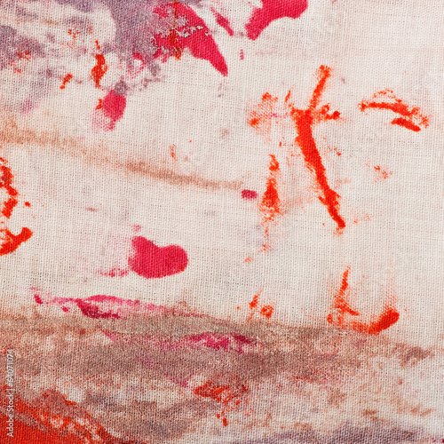 Old cloth background and texture