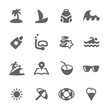 Sea Travel icons - 64072236