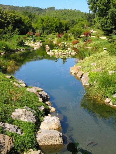 Papiers peints Japon Jardin japonais