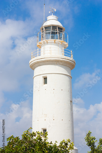 Lighthouse in Paphos