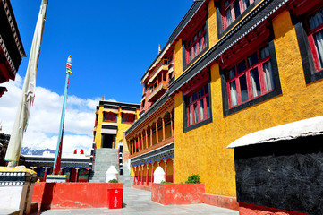 Ladakh Monastry