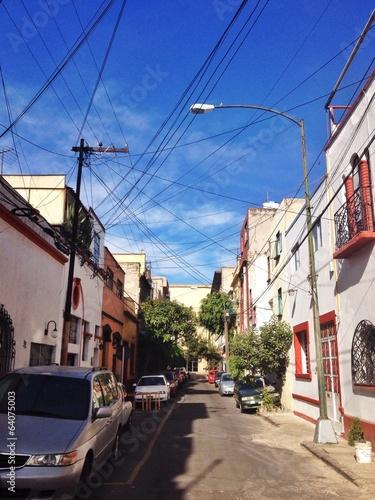 Altstadt Mexiko