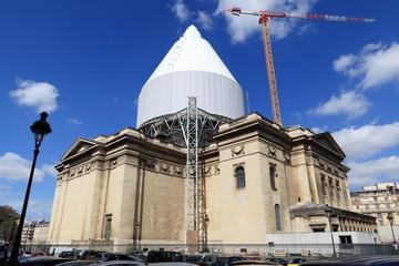 Restauro del Pantheon di Parigi