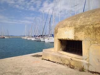 Alghero porto