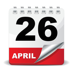 26 APRIL ICON