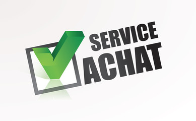 service achat