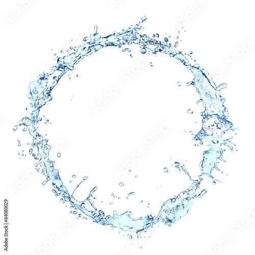 Leinwandbild Motiv Wasser 85