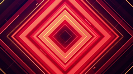Geometric motion background