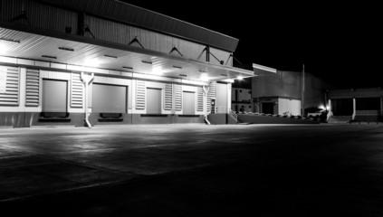 Night warehouse