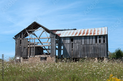 Old Wood Barn