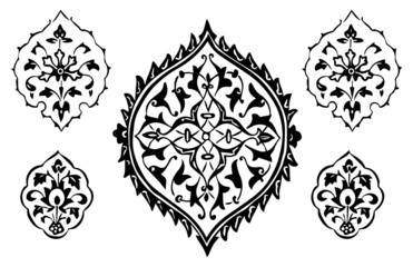 Paisley Design Art Design Vector
