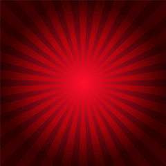 Red rays texture background