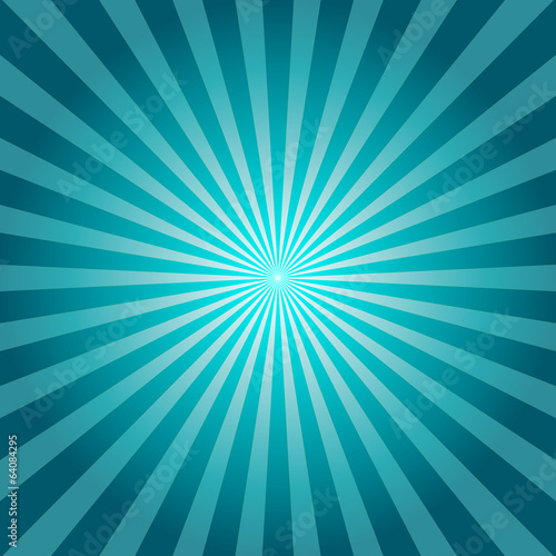 Blue rays texture background
