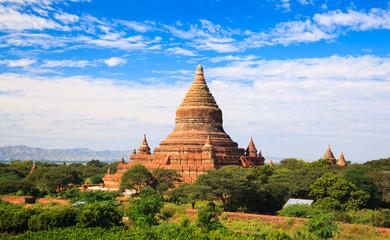 Mingala zedi pagoda, Bagan, Myanmar