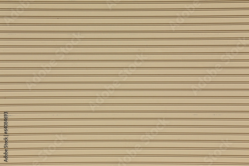 metallic roller shutter door background