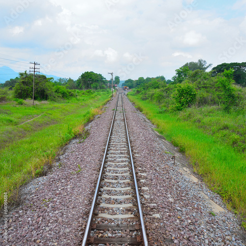 railway in country developing