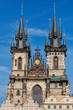 Tyn Church (Tynsky Chram), Prague