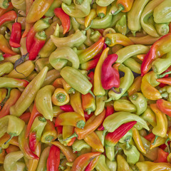 hot chili peppers for sale, spicy background