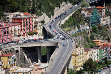 Incredible motorway junction