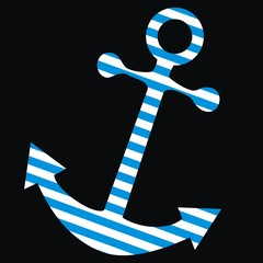 anchor-stripes