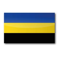 Flagge Gelderland