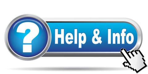HELP & INFO ICON