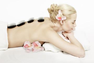 Hot stone Wellness Massage
