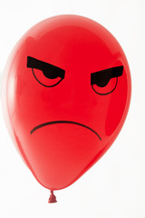 Luftballon, böse