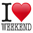 I love Weekend