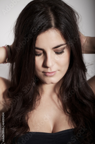 sexy woman portrait