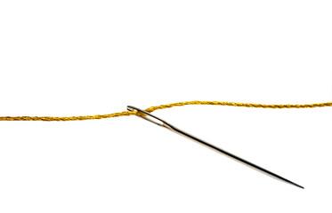 Needle thimble