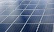 Leinwandbild Motiv solarzellen