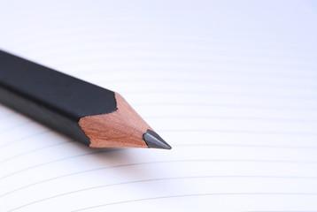 Pencil closeup