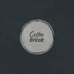 Coffee break symbol.