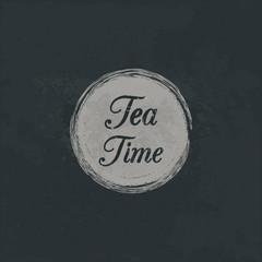 Tea time symbol.