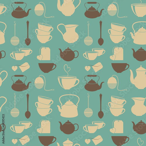 Tea background.